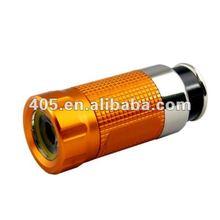 Car mount flashlight with nice surface
