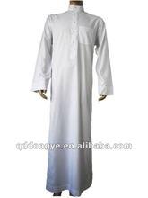 Saudi Arabia white thobe thawb