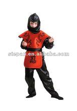 TZ-93193R Ninja Carnival Costume For Children