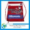 fashion polyester nylon mesh drawstring bags