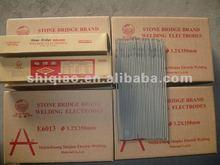 specification of welding electrode e6013 welding electrodes E6013 E7018