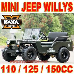 110cc, 125cc, 150cc Mini Jeep for sale