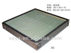 Air filter box 2GB-01A