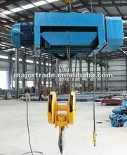 2012 new product BCD1 model electric hoist
