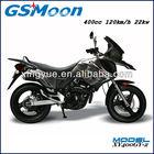 400cc gas chopper bike meet Euro III / DOT/ CDOT / EPA