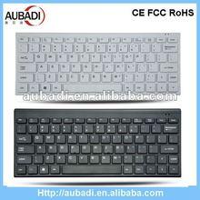 super slim mini wireless keyboard for laptop tablet pc