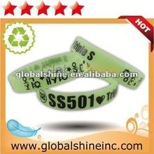 basketball top 10 silicone wristband