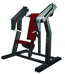Plate Loaded Gym Equipment Exercise Machine Free Weight Fitness Equipment / Incline Chest Press