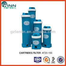 Famille utilisé portable filtre à sable pour le traitement de l'eau