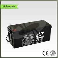 SEALED MAINTENANCE FREE RECHARGEABLE STORAGE VRLA AGM BATTERY 12V 160AH