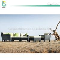 rattan sofa new fasion footstool double sofa set outdoor sofa