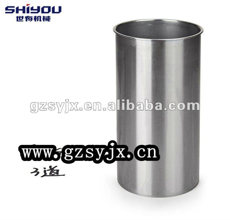 Isuzu 6BG1 cilindro liner para piezas del motor del excavador