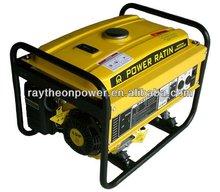Singel Phase 12v DC 100% copper wire petrol generator 2.5kw