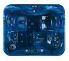 acrylic bathtub home spas tubs AMC-1990 acrylic freestanding air bath tubs