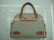 2012 new design leather bag handbag for ladies