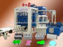 China QT6-15C hydraulic block machine,auto block machine ,eps brick making machine