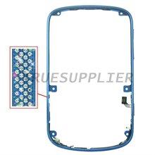 Silver Diamond Bezel Frame Cover For Blackberry Bold 9900 9930