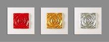 Rose flower resin craft