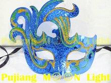 new design fasion phoenix crown eye masks for kids' party