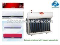 2ton 24000btu eco-friendly hybrid solar low voltage air conditioner