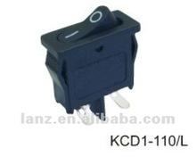 KCD1-110L Wiring Rocker Switch
