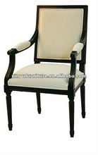French style armrest chair XF1015