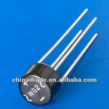 Puentes rectificadores de diodo W005 W01 W02 W04 W06 W08 W10 puente puentes rectificadores
