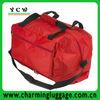 leather folding travel time bag