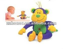 TOLO plush toys, plush monkey