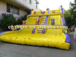 big kids inflatable animal slide