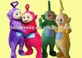 012 peles teletubbie filmes trajes dos desenhos animados