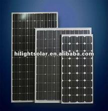 solar panels 295wp monocrystalline for solar system