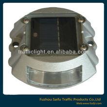 High bright Aluminium Solar Road Stud