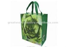 Alibaba Laminated Photo Print Shipping Bag