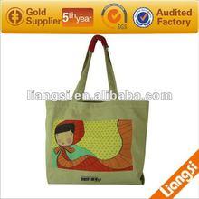 Fashion Nylon foldable shopping bag
