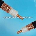 Nuevo 2014 profesional 7/8'' cable coaxial de rf para las telecomunicaciones
