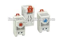 Leading China Alibaba manufacturer Cabinet Panel enclosure climate Temperature Controller, Thermostat, thermostatic bimetal