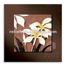disegni pittura su tessuto a fiori