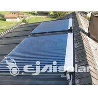 vacuum tube solar collectors(EN12975,SRCC,CE)
