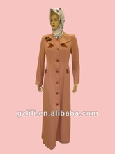 marokkanische kaftan kleid