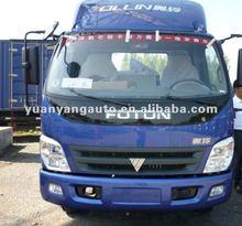 8tons Diesel Foton Ollin Light Truck for sale