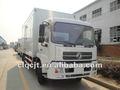 أعلى جودة الشهيرة دونغفنغ شاحنات البضائع معزول فان 28 cbm