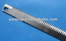 9CrSi,D2,HSS etc.industrial shearing blades for paper cutting industry