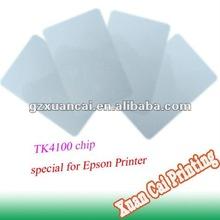 Epson blank ID card