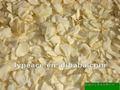 De calidad superior ajo copos - vegetales deshidratados