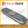 hot selling 2.4g portable android tv dongle remote control keyboard, usb mouse for google tv box