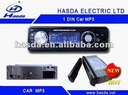 hot car mp3 player detachable panel