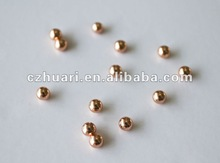 4mm copper-plated balls, small size brass ball