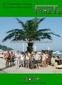 Artificial / simulación Hawaii Coconut / árbol de coco