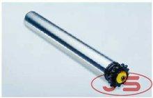 JS Steel chain-drive roller, Power roller conveyor part, Roller with wheel gear